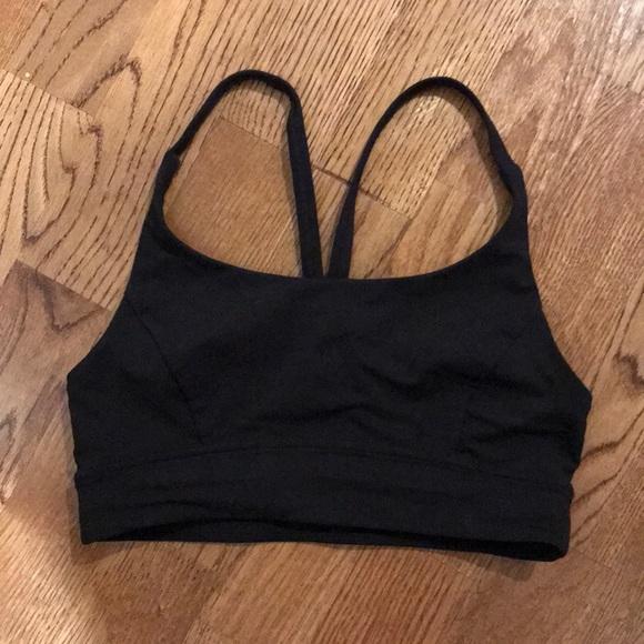 ba062f9b92d lululemon athletica Other - Lululemon Black Sports Bra size 6